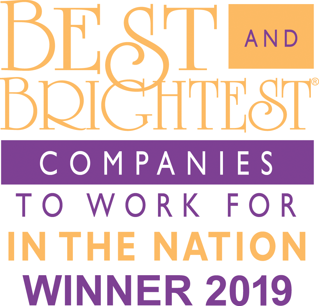 Best and Brightest Companies to Work for in The Nation, 2019 Winner