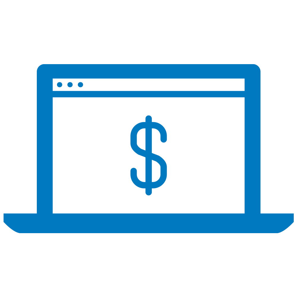 Icon for Online Banking